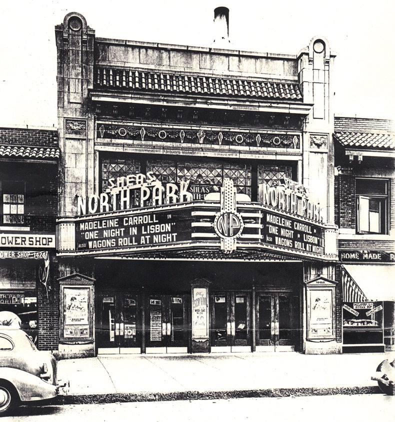 1941 North Park