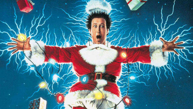 its the hap hap happiest christmas movie since bing crosby tap danced with danny kaye - National Christmas Vacation