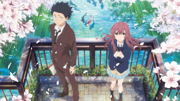 Image Result For A Silent Voice Watch Movie Theatre
