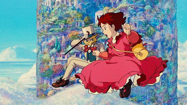 Whisper of the Heart (1995) Dual Audio [Japanese DD5.1 FLAC – English DD5.1 DTS] 720p & 1080p HD BluRay | 10bit HEVC ESub