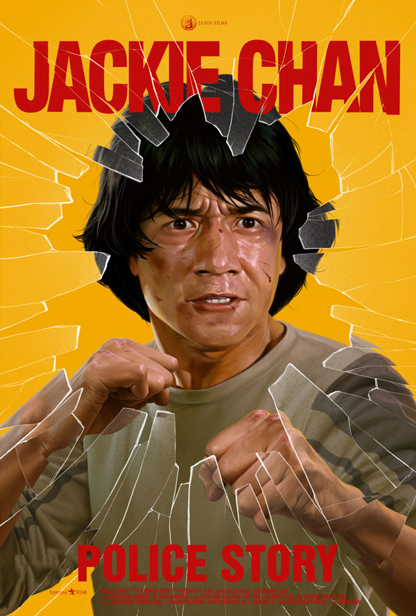 "9:30 PM - Jackie Chan's ""Police Story"" in 4K - North Park ..."