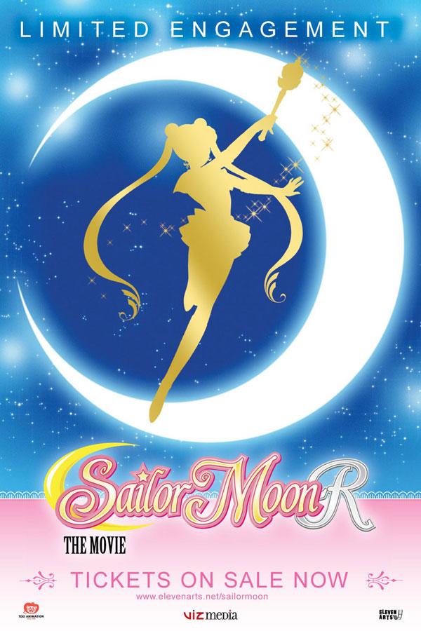11 30 am free screening sailor moon r the movie north